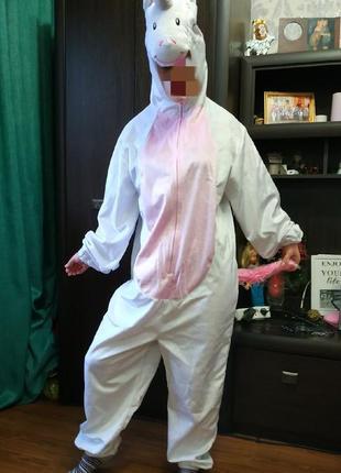 Карнавальный костюм единорога,кигуруми единорожка