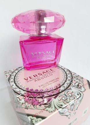 Sale♥️versace bright crystal absolu женская парфюмерная вода