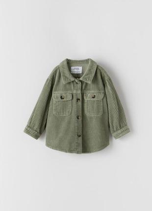 Сорочка рубашка  куртка zara