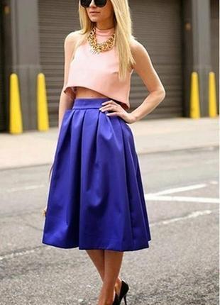 Топ юбка костюм юбочный luoy wang  размер s - l