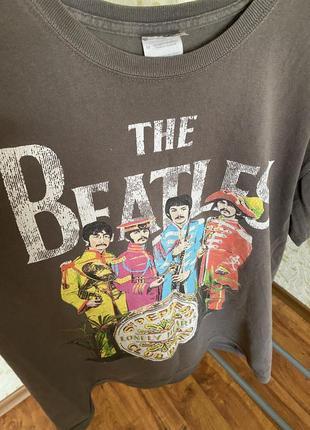 Футболка/рок/ the beatles3 фото