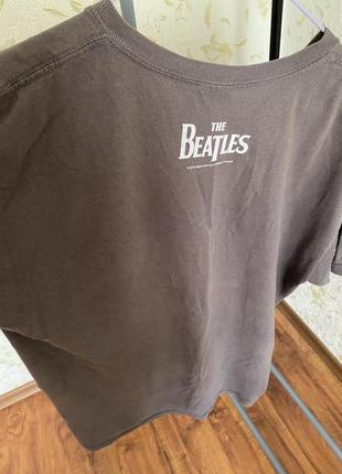 Футболка/рок/ the beatles2 фото