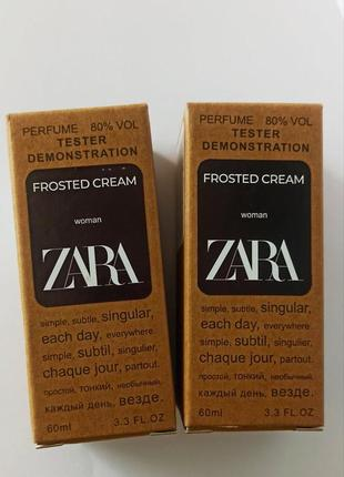 Zara frosted cream пробник парфюма ,сладкие клубничные духи1 фото