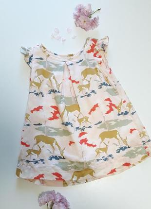 Красивое платье на 1-1,5 года gap_ плаття сукня на 12-18 міс