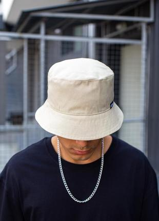 Панамка without logo beige man