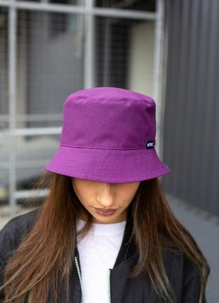 Панамка without logo purple woman