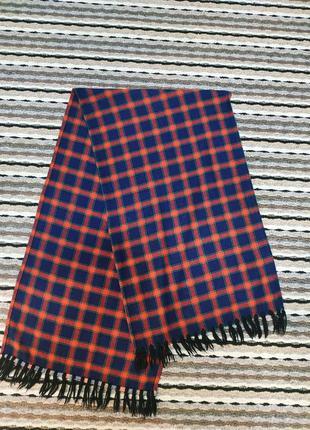 Мужской шерстяной шарф2 фото