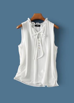 Летняя блузка tahari