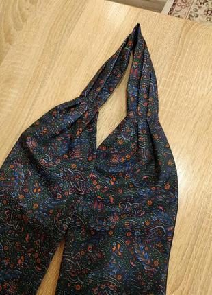 Стильный мужской шарф - галстук2 фото
