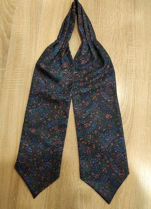 Стильный мужской шарф - галстук