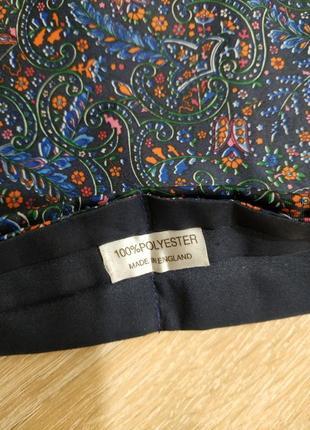 Стильный мужской шарф - галстук5 фото