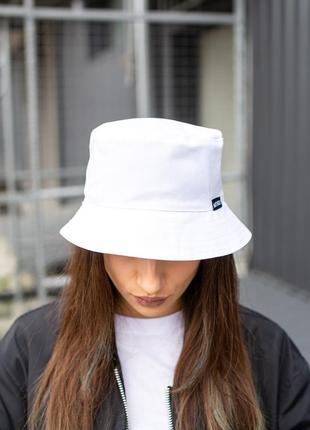 Панамка without logo white woman
