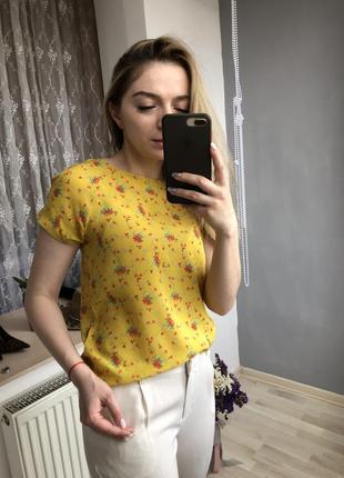 Топ футболка блуза летняя