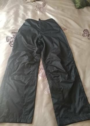 Штани нові спортивні на підкладці для дівчинки-хлопчика 13-14років від  mountainlife kids