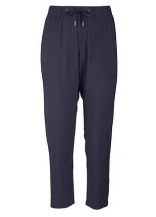 Легкие женские брюки с вискозы esmara германия размер 46