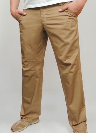 Брюки - джинсы в стиле urban