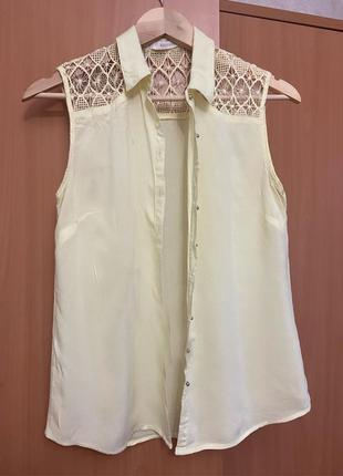 Блуза (рубашка, безрукавка )