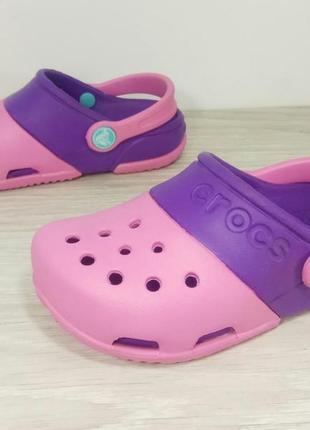 Кроксы crocs c10