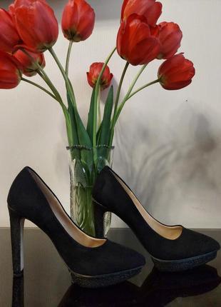 Бомбовые туфли h&m рр 38 в идеальном состоянии!