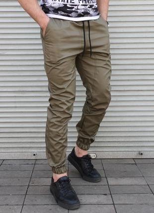 Мужские штаны джоггеры