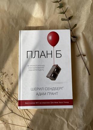 Книга «план б»
