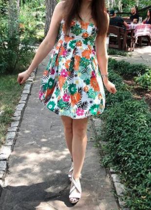 Летнее платье only