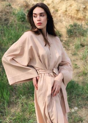 Платье-кимоно (2 расцветки)