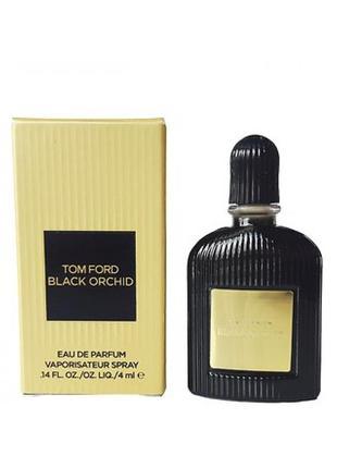Миниатюрка парфюма tom ford black orchid 4 мл оригинал!