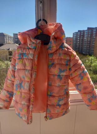Куртка lupilu 98 зрiст