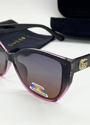 Gucci женские солнцезащитные очки