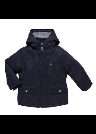Куртка chicco  110 р холодная осень тёплая зима