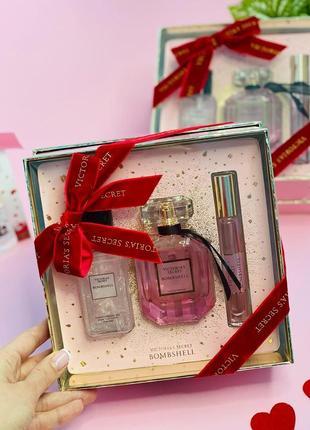 Подарочные наборы от victoria's secret