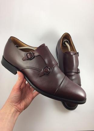 Church's классические монки туфли оригинал