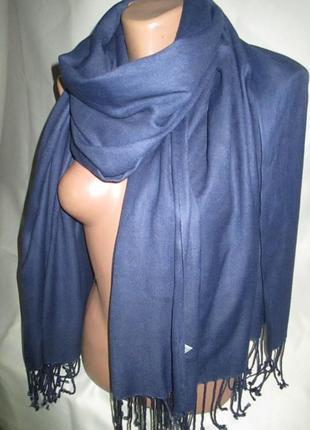 Большой шарф-палантин для неё или него2 фото