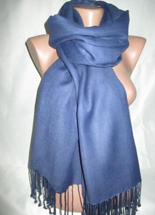Большой шарф-палантин для неё или него4 фото