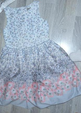 Платье  i ♥ next  на 7 лет