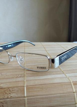 Фирменная оправа под линзы,очки оригинал gf.ferre gf318-01 новая