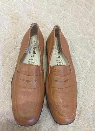 Лоферы/туфли 44 размера