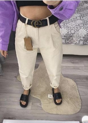 Брюки, джинси слоучі
