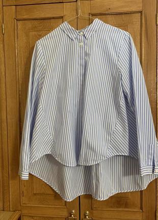 Красивая длинная рубашка imperial