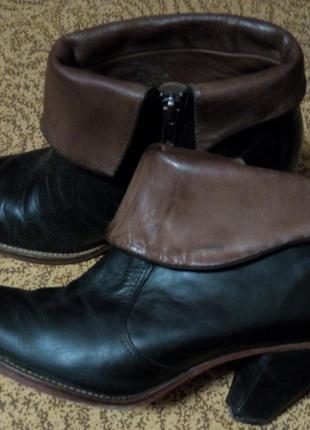 Ботиночки из натуральной кожи j.shoes