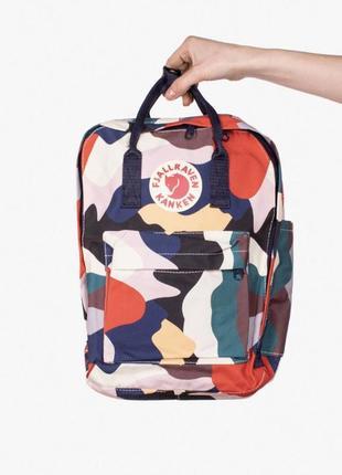 Унисекс рюкзак / мультицвет / новинка / мода