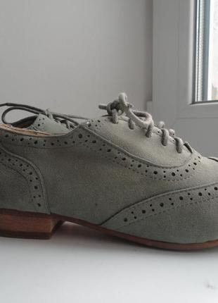 Стильные туфли оксфорды b. c. best connections.