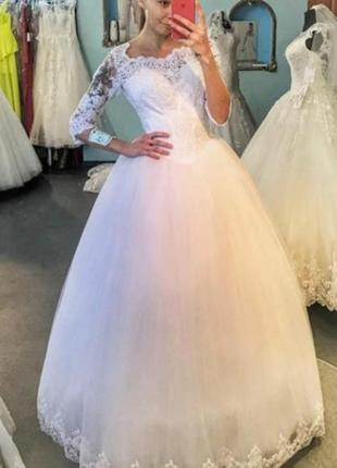 """Свадебное платье  """"агата"""""""