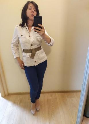 Куртка, коттоновый пиджак