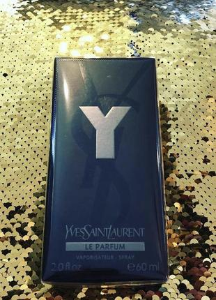 Yves saint laurent - y le parfum для мужчин