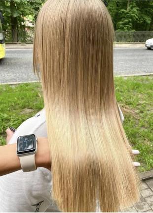 Кератин для волосся