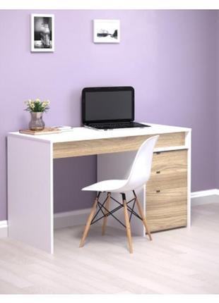 Комп'ютерний стіл інтарсіо ecoline 1300х786 мм