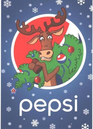 Календарь календарик карманный пепси pepsi 2018