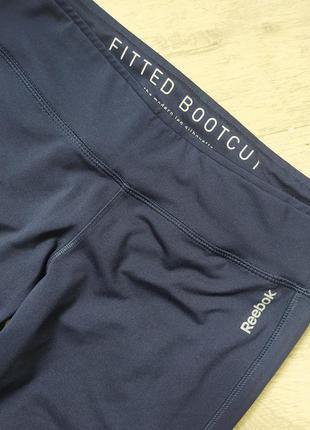 Спортивные штаны reebok fitted bootcut